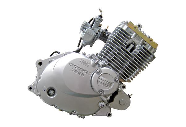 发动机技术参数 发动机型式 单缸,四冲程,自然风冷 缸径 57.